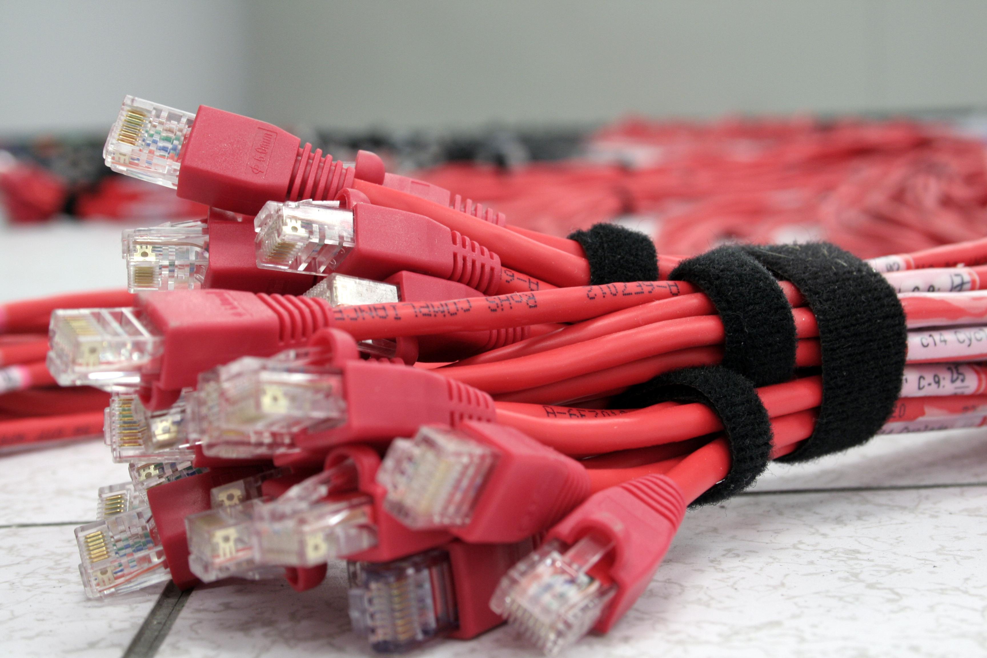 Fiber Optic Cable Bundle