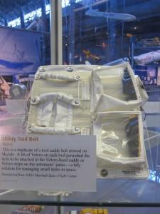 NASA tool belt.