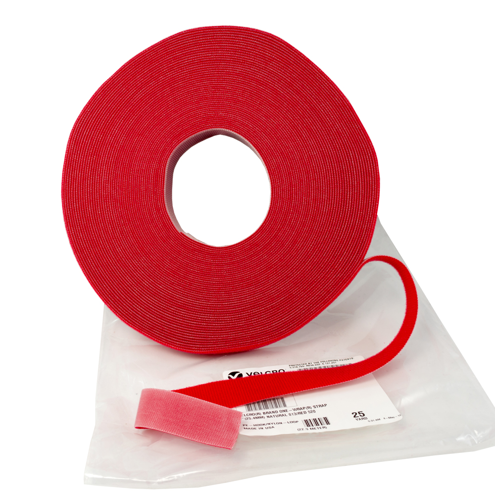 one wrap red roll
