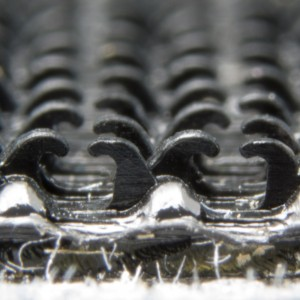 Close-up of some Ultra-Mate® Hook.