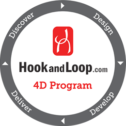 Hook and Loop 4D Product Consulting Program