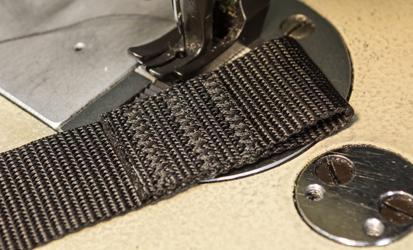 sewn-strap